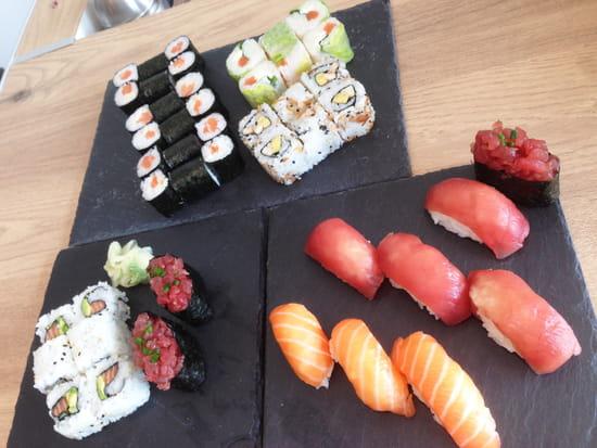 Lady Sushi Castelnau  - Assortiments sushi -   © a.m