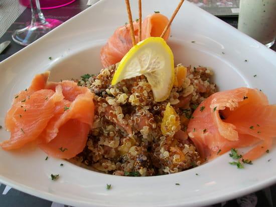 Lauda'S Restaurant  - produits du commerce équitable -   © régine BOIDIN
