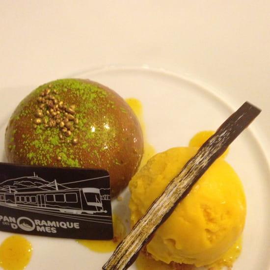 , Dessert : Le 1911