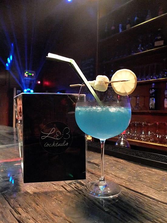 Le 3  - Paradise, un de nos délicieux cocktails -