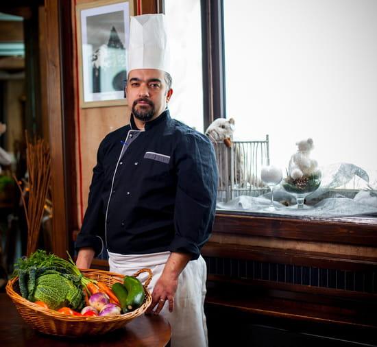Le 3842  - Chef de cuisine -   © Le3842