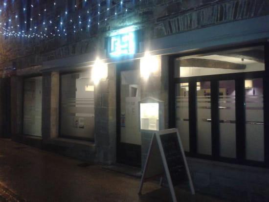 , Restaurant : Le 5  - Le 5 de nuit en extérieur  -