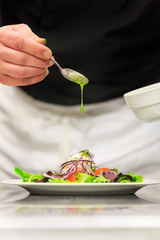 Le 5, restaurant de l'Hôtel Méditerranée Menton***