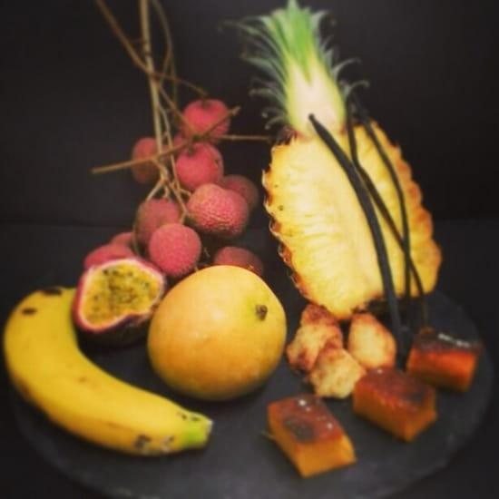 , Dessert : Le 7e Sens