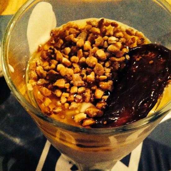 , Dessert : Le B.
