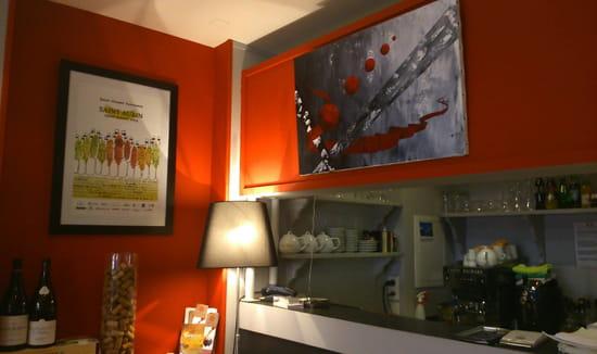 , Restaurant : Le Bacchus