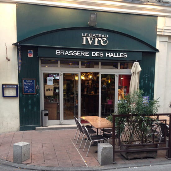 , Restaurant : Le Bateau Ivre