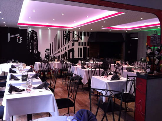 , Restaurant : Le Beverl'inn