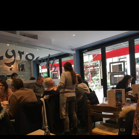 , Restaurant : Le Beyrouth