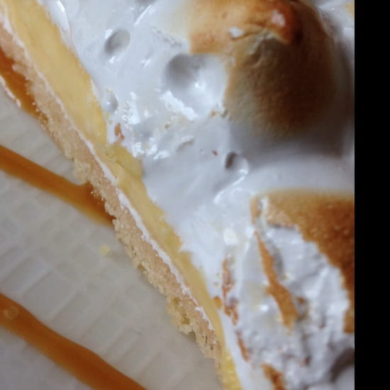 , Dessert : Le Bibent  - Tarte au citron  -