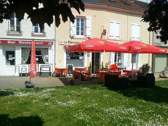 , Restaurant : Le Bienvenu