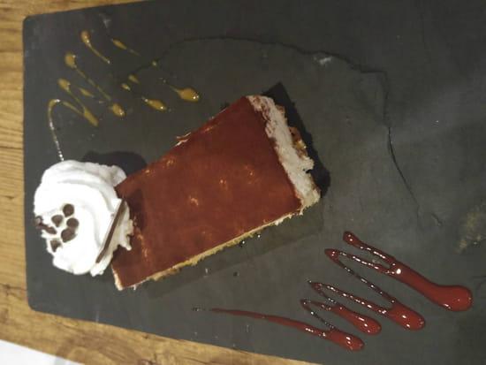 , Dessert : Le Bistronomique  - tiramisu du chef  -