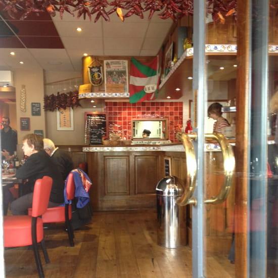 , Entrée : Le Bistrot Basque