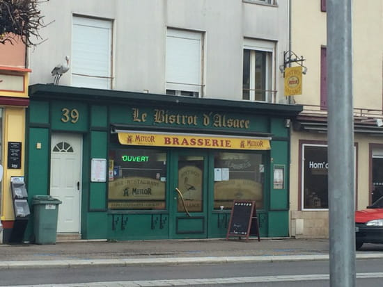 , Restaurant : Le Bistrot d'Alsace