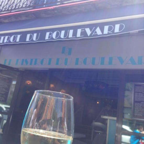 , Restaurant : Le Bistrot du Boulevard