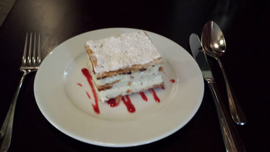 Le Bistrot du Coin  - Mille feuille  -