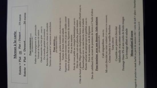 , Restaurant : Le Bistrot du Coin