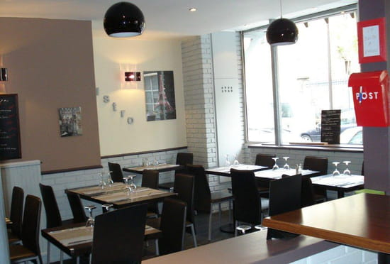 Le Bistrot Gourmand  - La salle -   © Le Bistrot Gourmand