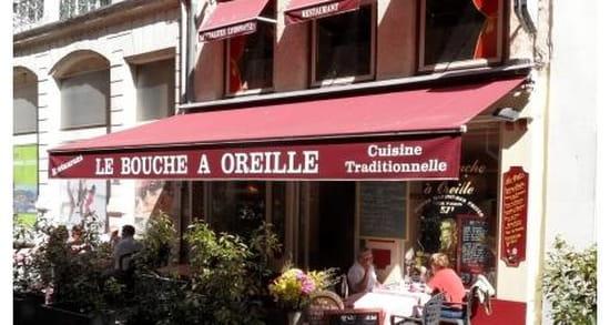 Le Bouche à Oreille  - La devanture -   © leboucheaoreille