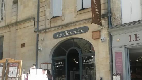 , Restaurant : Le Bouchon  - Le bouchon -