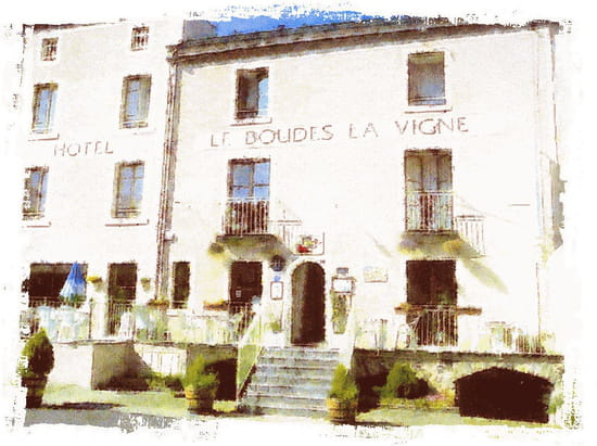 Le Boudes La Vigne