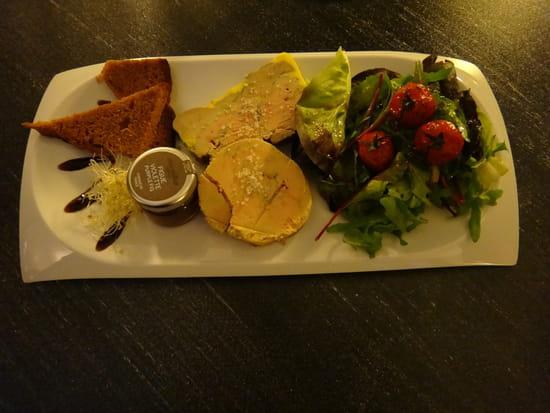 Le Boudoir  - Duo de foie gras maison -