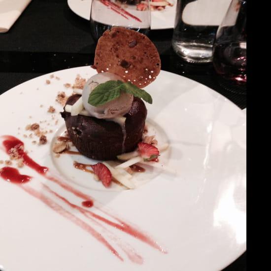 , Dessert : Le Boudoir