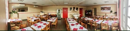 , Restaurant : Le Cacien  - Salle de restaurant -