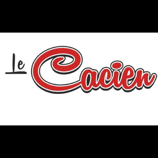 , Restaurant : Le Cacien  - Logo  -