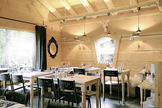 Le Café Comptoir  - La salle -