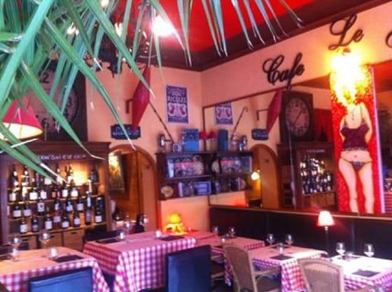 , Restaurant : Le café noir