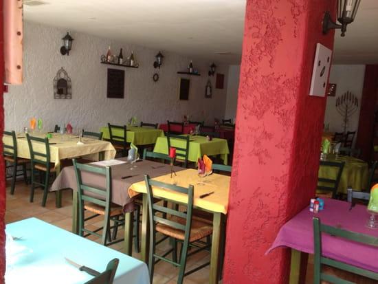 , Restaurant : Le Camargue  - La salle -