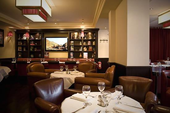 Le cardinal brasserie bistrot paris avec linternaute - Porte de saint cloud restaurant ...
