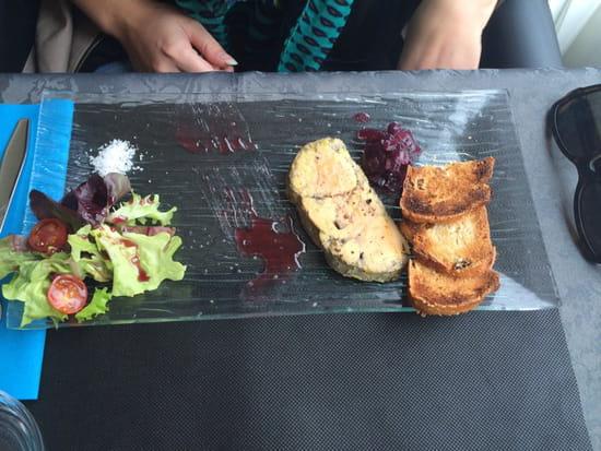 , Entrée : Le Castel  - Foie gras maison -