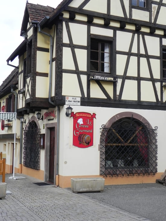 Le Caveau Gourmand  - Le restaurant -   © jean-marc