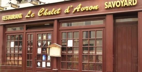 Le Châlet d'Avron