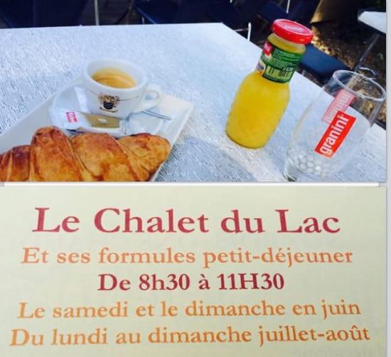 , Petit-déjeuner : Le Chalet du Lac  - Un petit dej de champion -