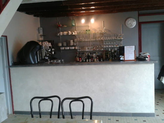 , Restaurant : Le Champ de Foire  - Petit coin bar -