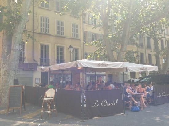 , Restaurant : Le Chastel