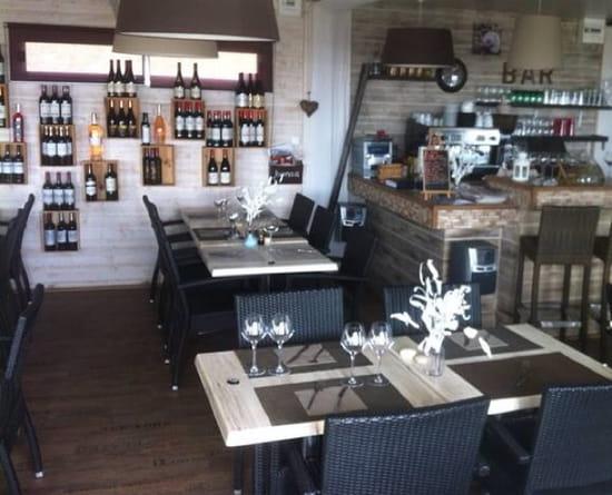, Restaurant : Le Chateau de Sable