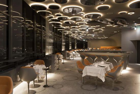 le ciel de paris restaurant gastronomique paris avec linternaute. Black Bedroom Furniture Sets. Home Design Ideas