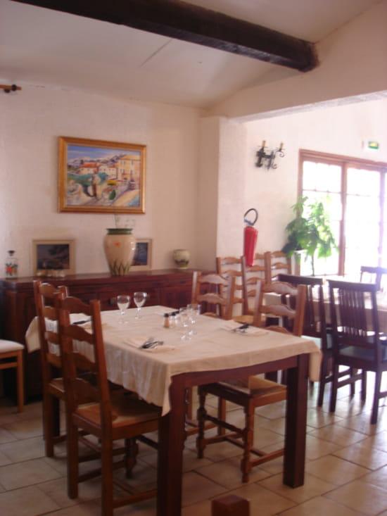 Le clos de la marteli re restaurant proven al salon de - Restaurant le paradou salon de provence ...
