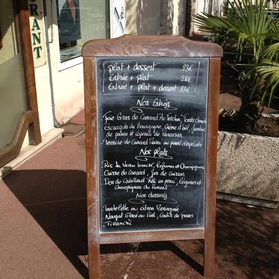 , Restaurant : Le Clos Des Aromes