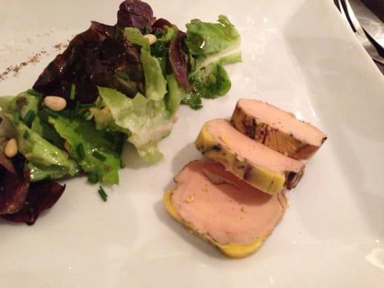 , Restaurant : Le Clos Saint-marc