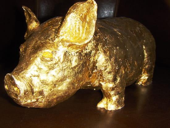Le Cochon d'Or à Beuzeville  - la façade -