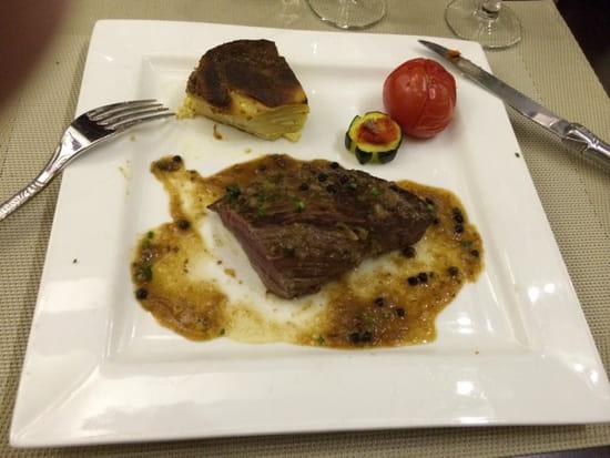 , Plat : Le Collectionneur Gourmand