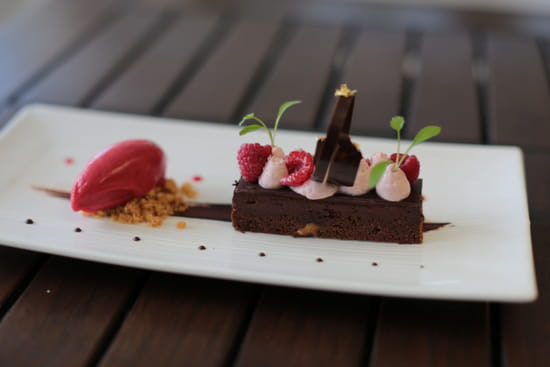 Le Colonial  - Brownie chocolat -