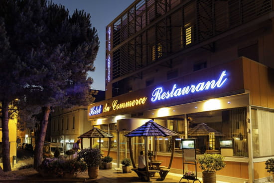 Le Commerce Restaurant - Hotel