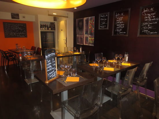 , Restaurant : Le comptoir