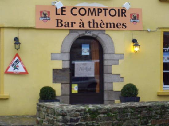 Le Comptoir Coté Table  - Coté bar à thèmes -   © Le Comptoir (Sérent)